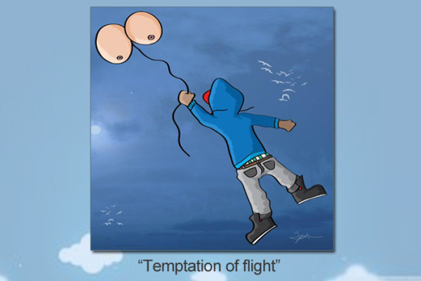 Temptation of Flight