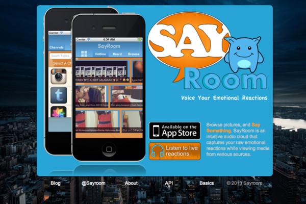 SayRoom Platform