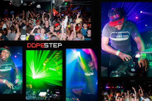Jovonni Concert – Dopestep @ The Quad
